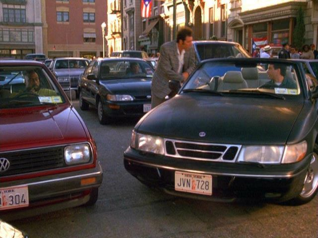 1996 saab 900 cabrio se gen 2 in seinfeld. Black Bedroom Furniture Sets. Home Design Ideas