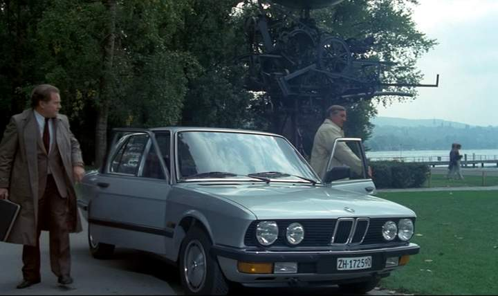 BMW 525e - the automobile manufactured by BMW company. On this page