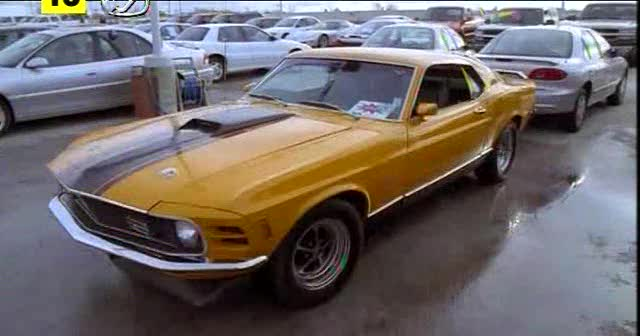 Imcdb 1970 Ford Mustang Mach 1 In Jake 20 2003 2004