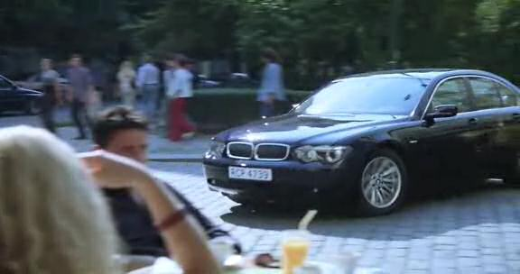 2002 bmw 730d e65 in the prince and me 2004. Black Bedroom Furniture Sets. Home Design Ideas