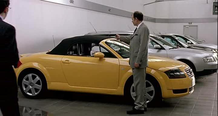 2002 Audi Tt Roadster. 2001 Audi TT Roadster 1.8 T