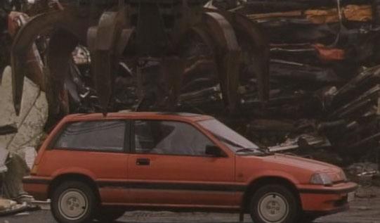Imcdb 1987 Honda Civic 15i Gt Ah53 In Strul 1988