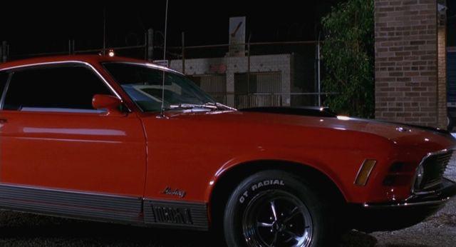 "IMCDb.org: 1970 Ford Mustang Mach 1 in ""Inspector Gadget ..."
