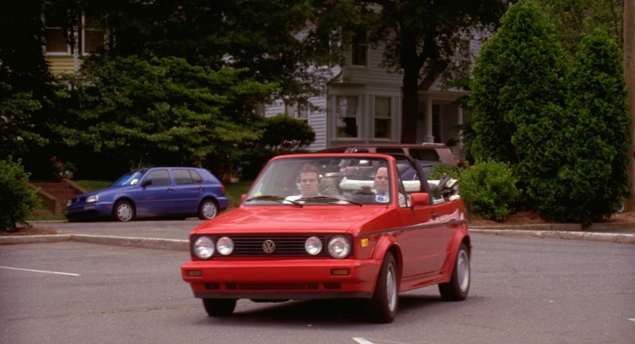 "IMCDb.org: 1988 Volkswagen Cabriolet I [Typ 17] in ""Shallow Hal, 2001"""