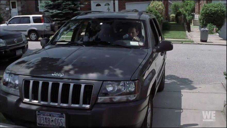 IMCDb.org: 2002 Jeep Grand Cherokee 2.7 CRD [WJ] in
