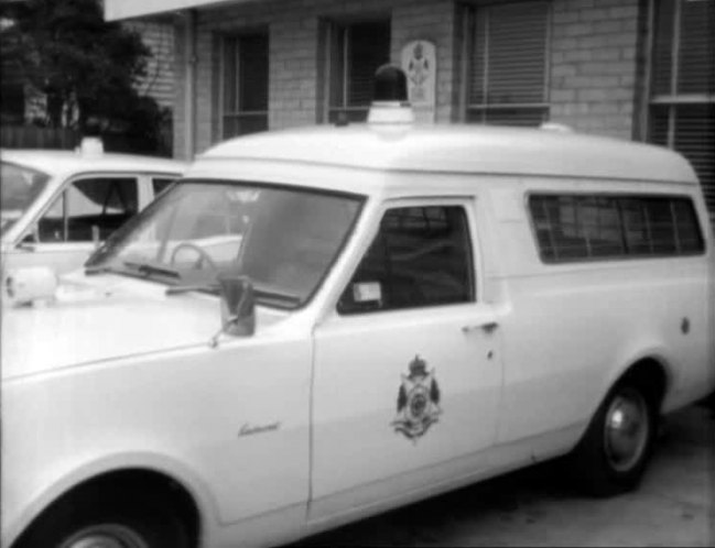 1971 Holden Belmont Panel Van [HG]