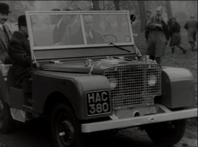 1948 Land-Rover 80'' Series I Pre-Production [L.31]