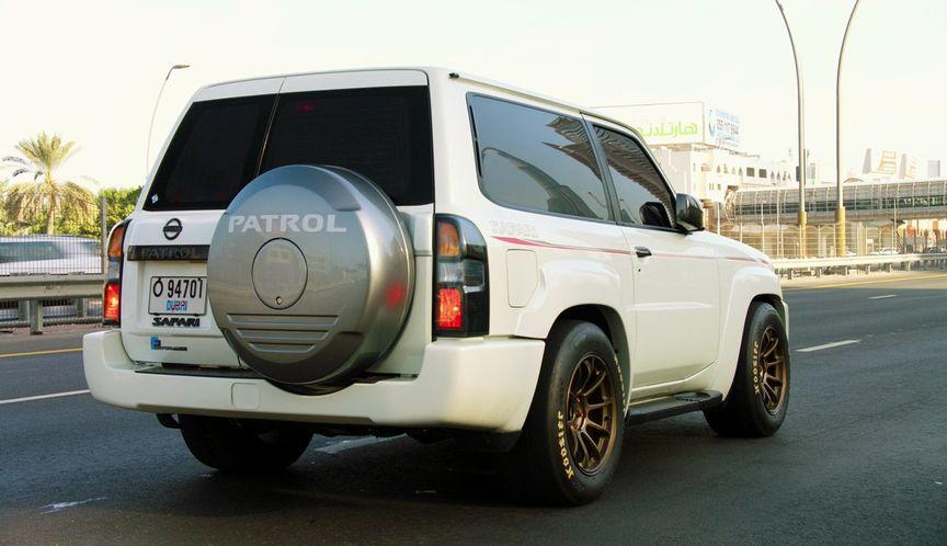 Nissan Patrol Ground Tour