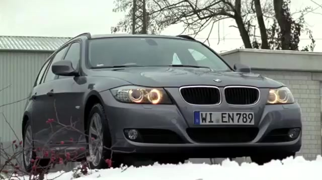 IMCDb.org: 2009 BMW 320d Touring [E91] in \