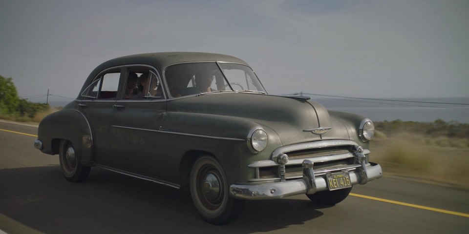 1950 chevrolet styleline de luxe 4 door sedan for 1950 chevy styleline deluxe 4 door sedan