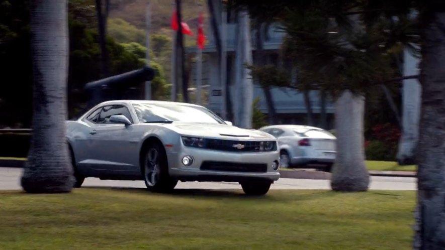 "IMCDb.org: 2012 Chevrolet Camaro SS in ""Hawaii Five-0 ..."