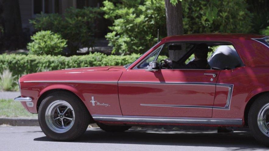 Tony S Car In  Reasons Why