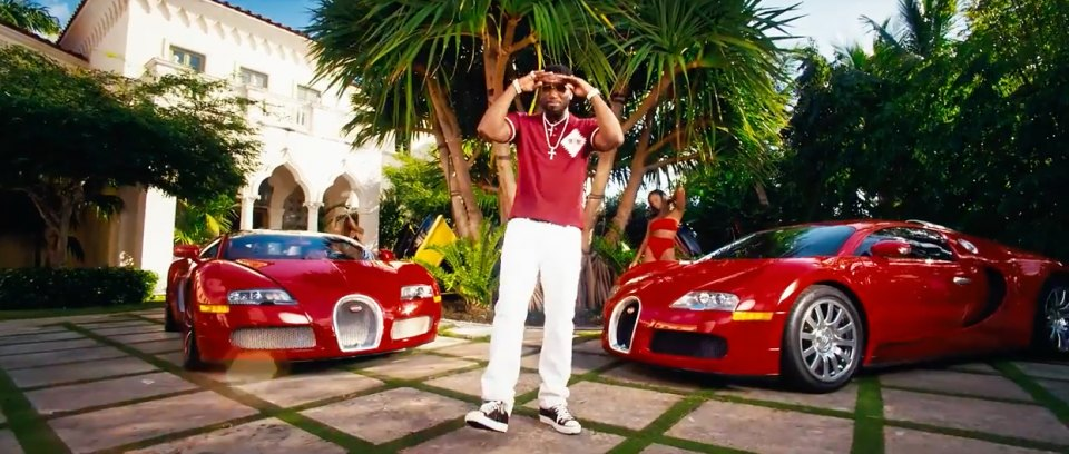 Imcdb Org Bugatti Veyron In Quot Gucci Mane Amp Nicki Minaj