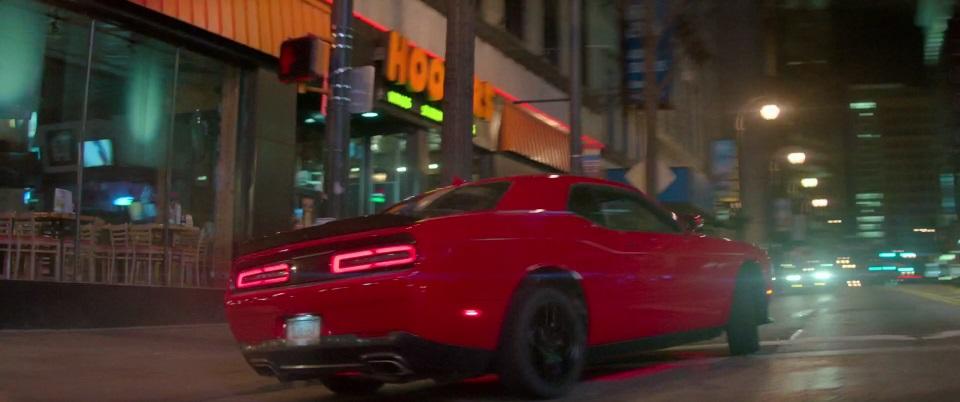 Imcdb Org 2015 Dodge Challenger Srt Hellcat La In Quot Baby