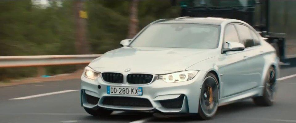 IMCDborg BMW M F In Overdrive - 2014 bmw m3