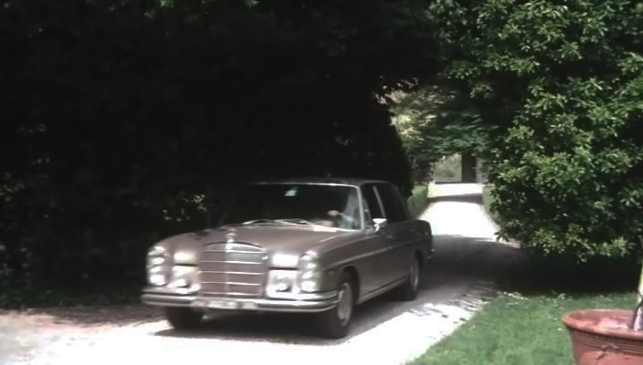 Mercedes Benz Unknown W108 In L 39 Ingenua 1975