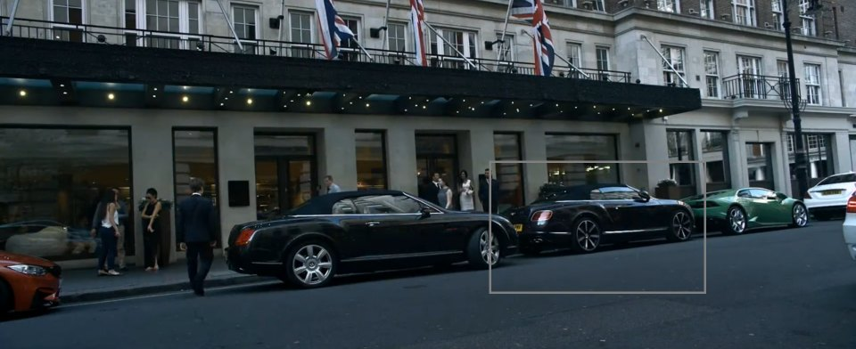 Imcdb 2012 Bentley Continental Gtc In Late Shift 2016