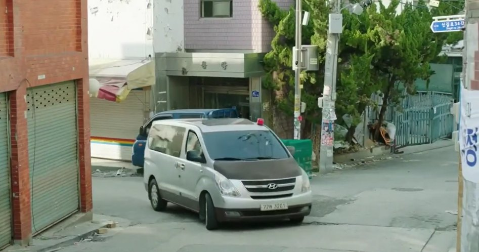 IMCDb.org: 2009 Hyundai Grand Starex [TQ] in Boiseu, 2017-??