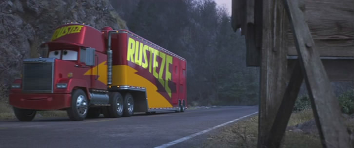 """Used Cars By Owner >> IMCDb.org: Mack Super-Liner in """"Cars 3, 2017"""""""