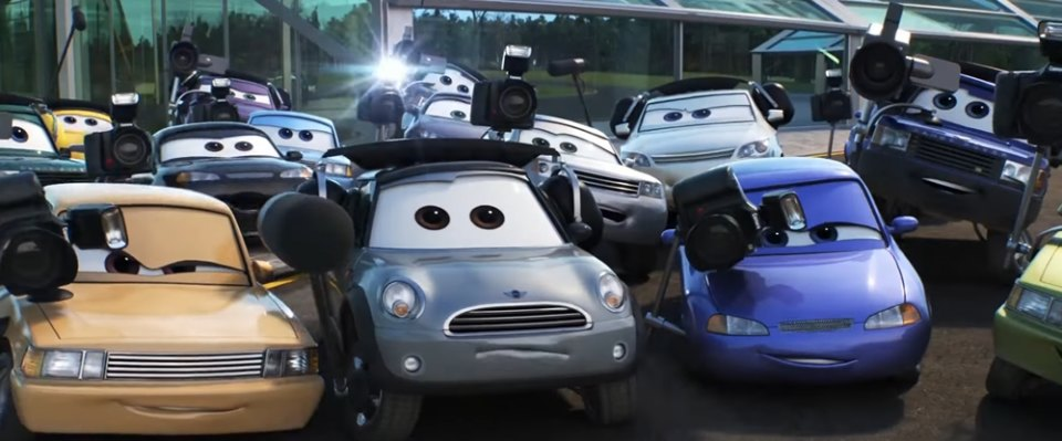 "Mini Cooper 2017 >> IMCDb.org: MINI Cooper [R56] in ""Cars 3, 2017"""