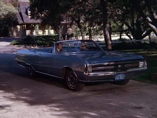 1970 Chrysler 300 Convertible