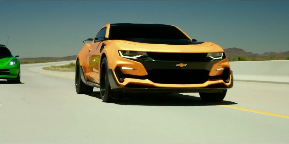 "IMCDb.org: 2016 Chevrolet Camaro in ""Transformers: The ..."