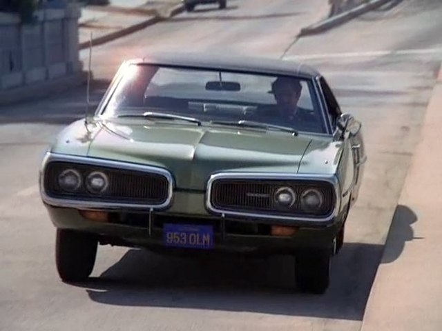 1970 Dodge Coronet 440 Two-Door Hardtop