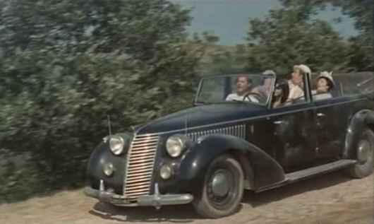 1939 Fiat 2800 Ministeriale