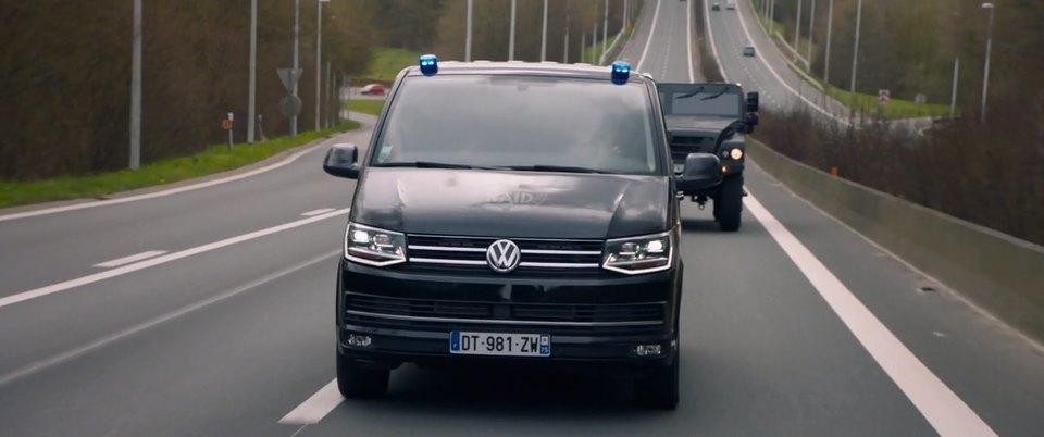 Imcdb 2016 Volkswagen Transporter 20 Tdi Typ 2 T6 In Raid