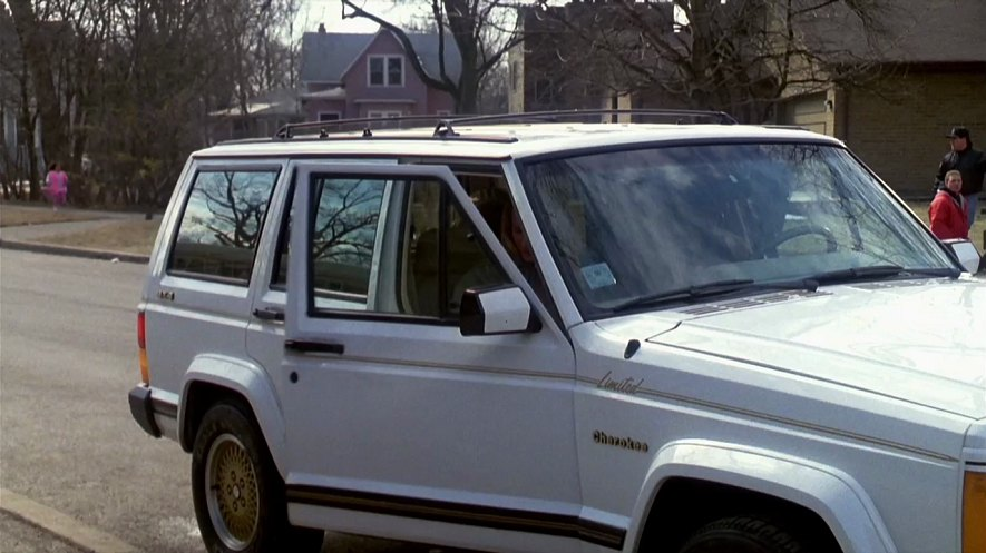 Imcdb Org 1987 Jeep Cherokee Limited Xj In Curly Sue 1991