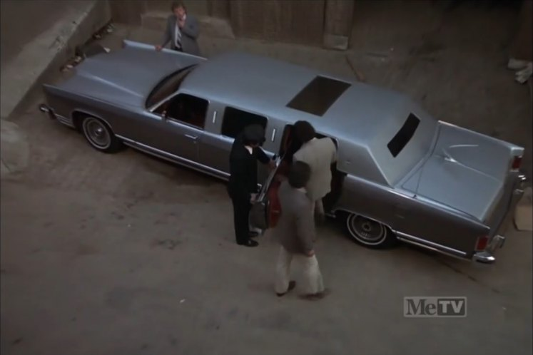 1979 Lincoln Continental Stretched Limousine