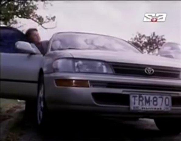 IMCDb org: 1993 Toyota Corolla DX [E100] in