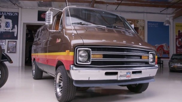 1978 Dodge Tradesman Street Van Freewheelin