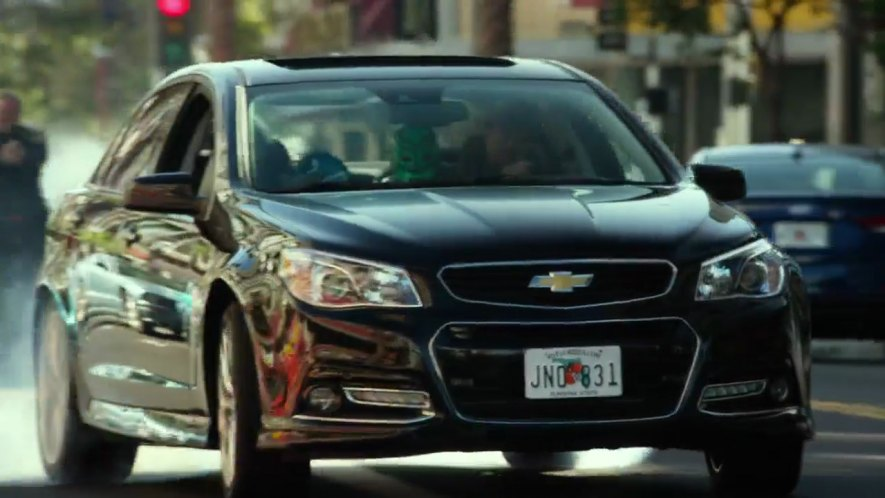 """Used Cars By Owner >> IMCDb.org: 2014 Chevrolet SS [VF] in """"CHIPs, 2017"""""""