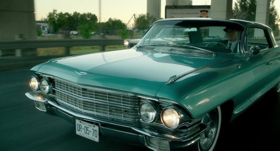 Imcdb Org 1962 Cadillac Series 62 In Quot The Shape Of Water