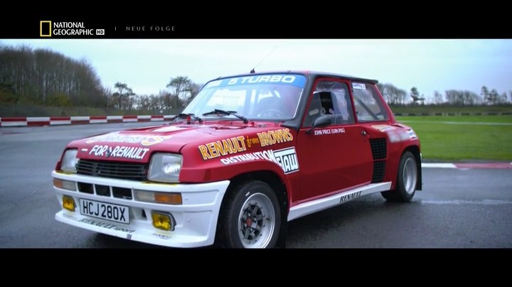 1981 Renault 5 Turbo Group 4 [R8220]