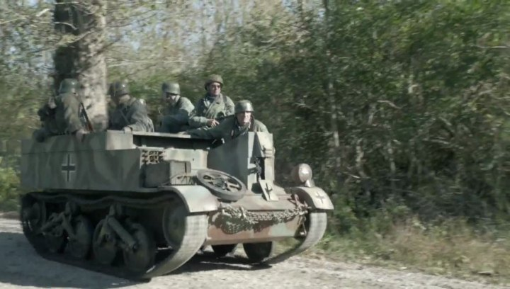 1940 Aveling-Barford Universal Carrier 'Bren Gun Carrier'