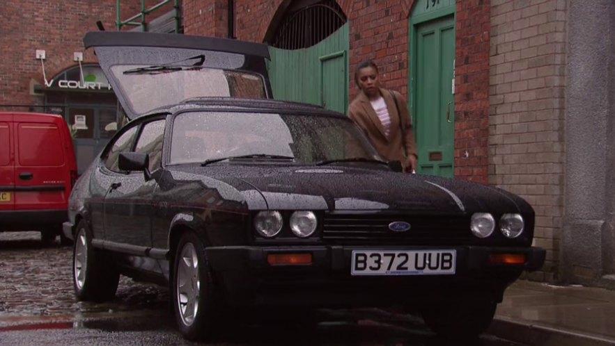 Imcdb Org 1985 Ford Capri 2 8i Special Mkiii In Coronation Street
