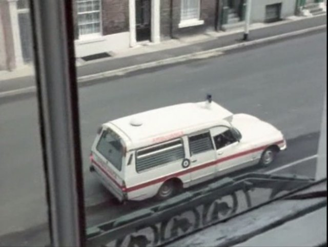 1974 Citroën DS 23 Ambulance Currus 250 CD