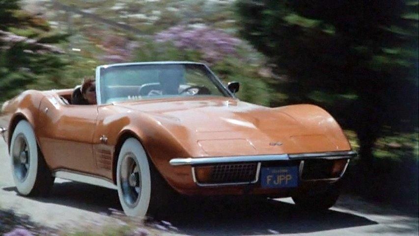 Imcdb 1972 Chevrolet Corvette Stingray C3 In Melinda 1972