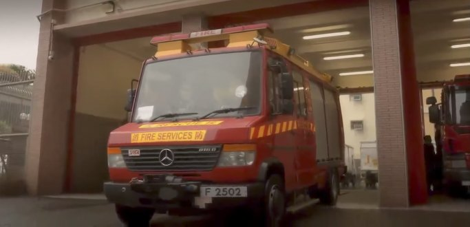 1996 Mercedes-Benz 816 D SKR/Magirus Snorkel Light Rescue Unit [T2]