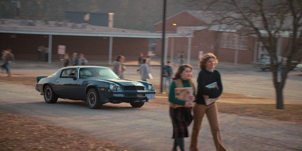 """IMCDb.org: 1979 Chevrolet Camaro Z28 in """"Stranger Things ..."""