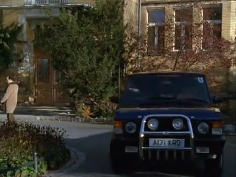 1984 Land-Rover Range Rover Series I
