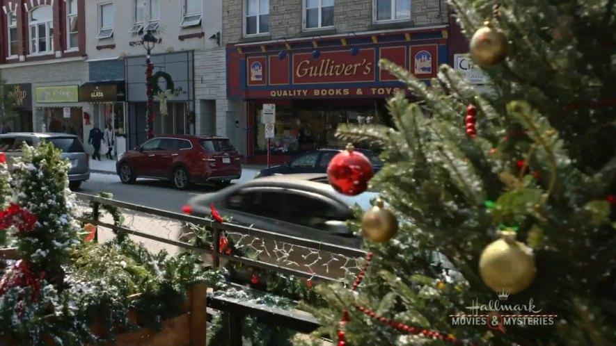 Christmas In Angel Falls.Imcdb Org 2017 Hyundai Santa Fe Xl Dm In Christmas In