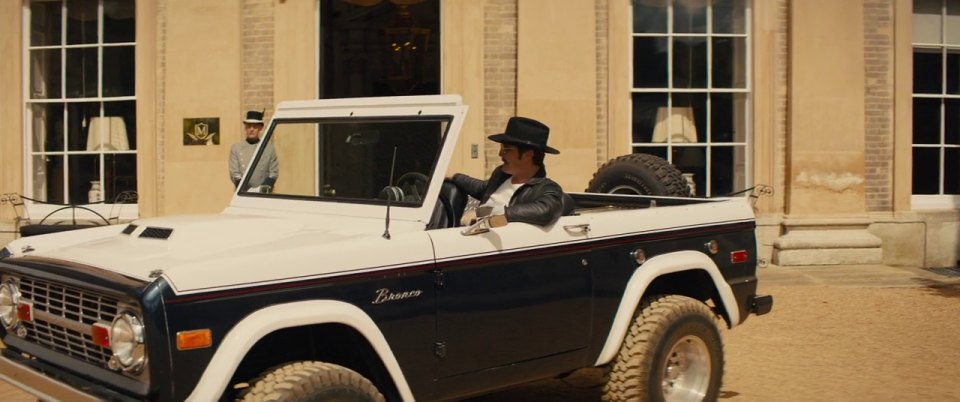 Golden Circle Ford >> Imcdb Org Ford Bronco In Kingsman The Golden Circle 2017