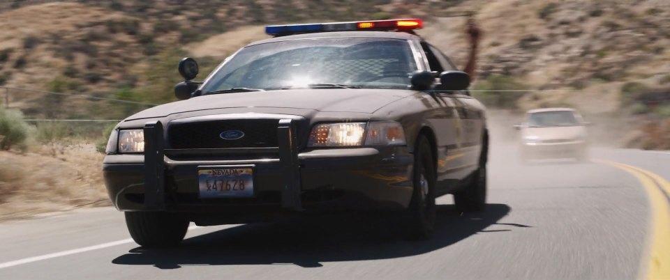 Ford Crown Victoria 2017 >> Imcdb Org 2006 Ford Crown Victoria Police Interceptor P71 In El