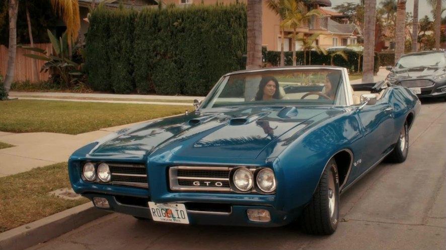 Pontiac Gto 2014 >> Imcdb Org 1969 Pontiac Gto In Jane The Virgin 2014 2019