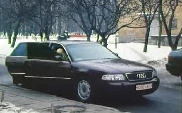 Imcdb 1998 Audi A8 D2 Typ 4d In Balnoe Platye 2003