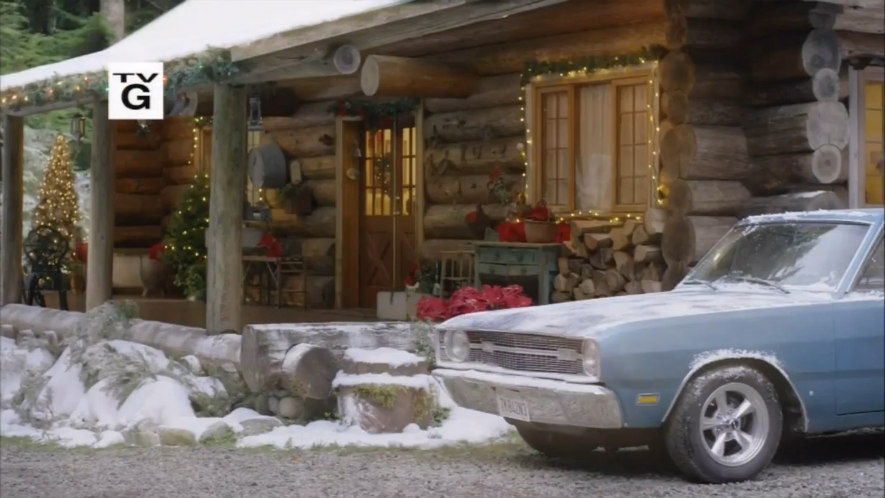 Christmas Getaway Hallmark Movie.Imcdb Org 1969 Dodge Dart Gt In Christmas Getaway 2017