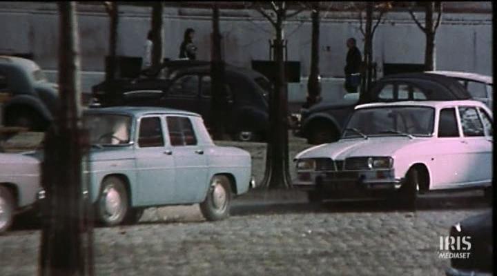 Imcdb 1965 Renault R8 Major In Come Rubare La Corona D